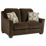Phoenix Mocha Double Motion Sofa Wayfair