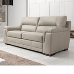 Birch Lane Landry Leather Sofa Amp Reviews Wayfair