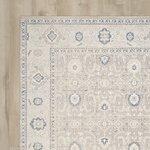 Lark Manor Montelimar Ivory Grey Area Rug Amp Reviews Wayfair