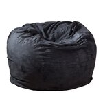 Home Loft Concepts Larson Bean Bag Sofa Amp Reviews Wayfair
