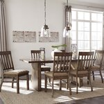 Hooker Furniture Melange 5 Piece Bentley Dining Set