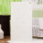 L A Baby Maxi Pedic With Memory Foam Crib Mattress