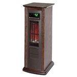 Duraflame 1 500 Watt Portable Electric Infrared Cabinet
