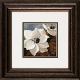 Magnolias I / II 2 Piece Framed Graphic Art Set