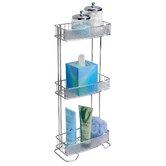 InterDesign Bathroom Storage