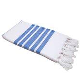 Herringbone 100% Turkish Cotton Pestemal/Fouta Bath Towel