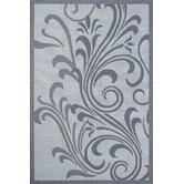 Bahamas Anthracite Outdoor Area Rug
