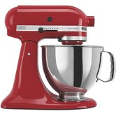 KitchenAid Artisan Series 5 Qt. Stand Mixer with Pouring Shield
