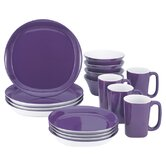 Dinnerware Round and Square Dinnerware Collection