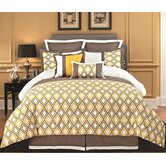 Chelly 8 Piece Duvet Cover Set