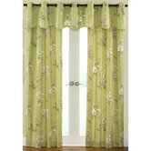 Garden Tour Drape Window Treatment Collection in Juniper
