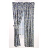 Rustic Life Cotton Rod Pocket Curtain Panel