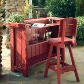Uwharrie Chair Patio Bar Sets