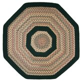 Thorndike Mills Braided Octagonal Rugs