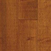 "2-1/4"" Solid Maple Hardwood Flooring in Cinnamon"