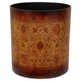 Oriental Furniture Residential Trash Cans