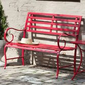 Evergreen Flag & Garden Patio Benches
