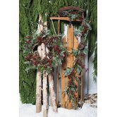 Evergreen Enterprises, Inc Holiday Wreaths, Garlan