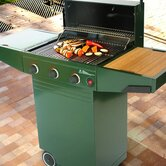 Master Grill in Green