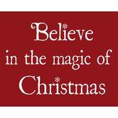 Magic Christmas Art Print