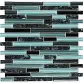 Spectrum Random Sized Stone Composite Mosaic Tile in Multi