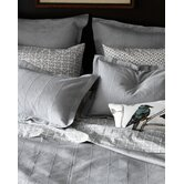 Pyramids Matelasse Collection in Pearl