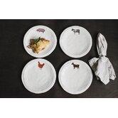 Creative Co-Op Plates & Saucers