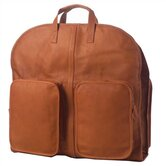 Clava Leather Garment Bags