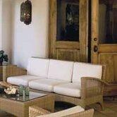 Trinidad Wicker Sofa with Cushions