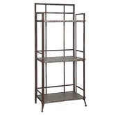 Powell Furniture Bookcases