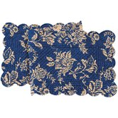Birkdale Quilted Scallop Runner