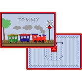 The Kids Tabletop All Aboard Placemat