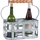 Wilco Home Wine Bottle Carriers