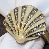 Rennie & Rose Design Group Napkin Rings, Place Card Holders & Food Markers