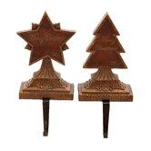 Woodland Imports Christmas Stockings & Tree Skirts