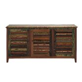 Woodland Imports Sideboards & Buffets