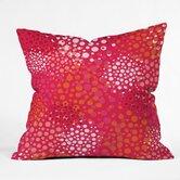 Khristian A Howell Brady Dots 2 Throw Pillow