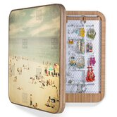 Shannon Clark Vintage Beach Jewelry Box