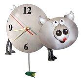 H & K SCULPTURES Clocks