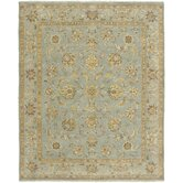 Artisan Elche Design Ice Blue Area Rug