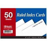 Bazic Index Cards