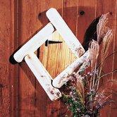 Rustic Natural Cedar Furniture Accent Mirrors