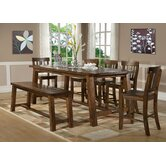 Sonoma Vintage 8 Piece Counter Height Dining Set