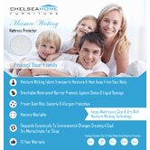 Chelsea Home Mattress Covers and Protectors