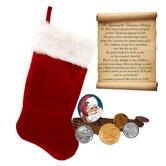 American Coin Treasures Christmas Stockings & Tree Skirts