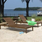Panama Jack Outdoor Patio Chaise Lounges