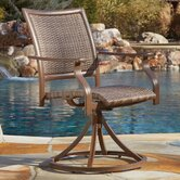 Panama Jack Outdoor Patio Dining Chairs