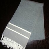 Fouta Herringbone Stripe Bath Towel