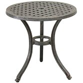 Innova Hearth and Home Patio Tables