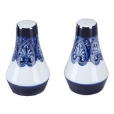Bombay Heritage Salt And Pepper Shakers / Mills